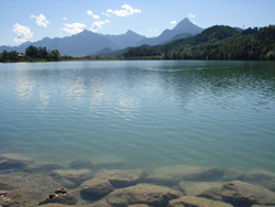 Panorama Weissensee